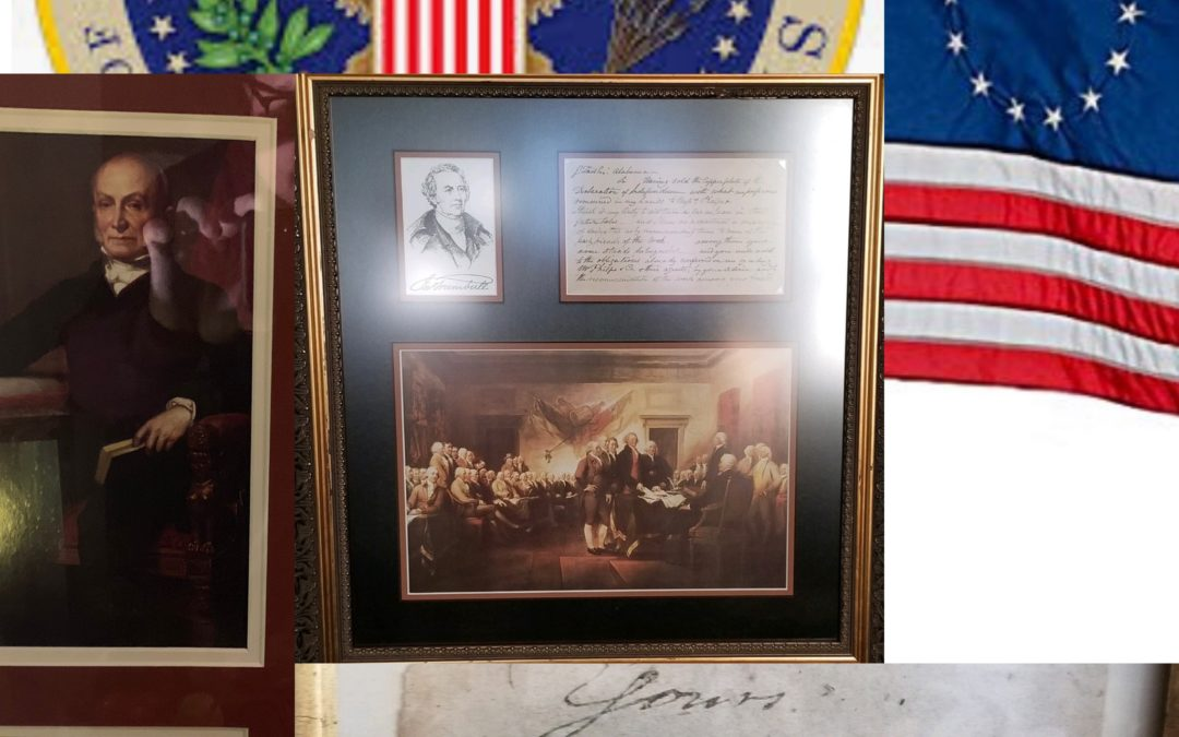 Artifacts of Independence Exhibit Private Reception: The Bob Lerch Collection