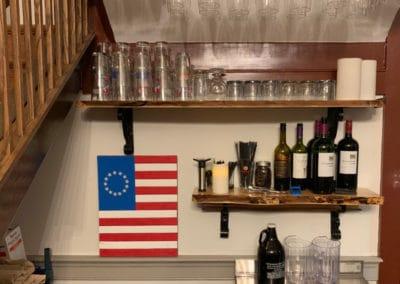 Rathskeller at Tavern at the Sun Inn Bar