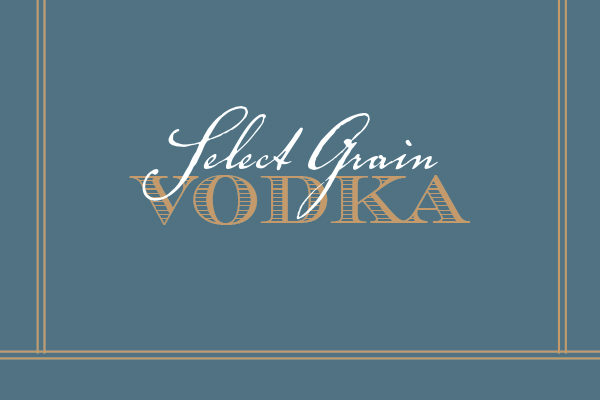 Select Grain Vodka