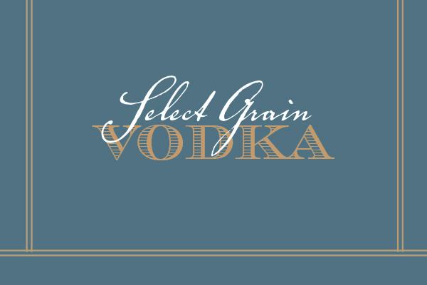 Select Grain Vodka