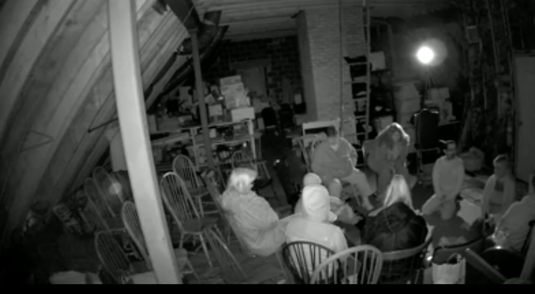 Ghost Hunt at the Sun Inn Bethlehem