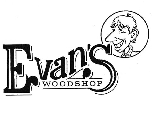 Evan's Woodshop