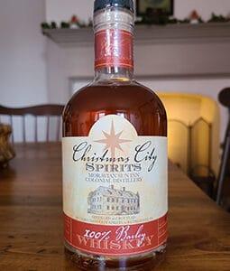 Barley Whiskey