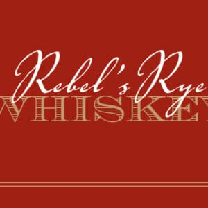 Rebel's Rye Whiskey