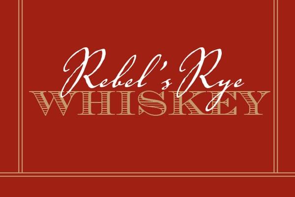 Rebel's Rye Whiskey