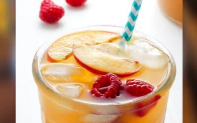 Peach Boilo Tea