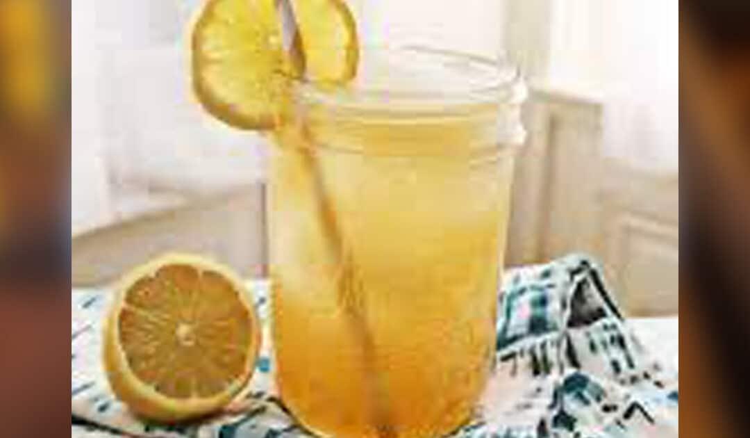 Honey Barley Lemonade